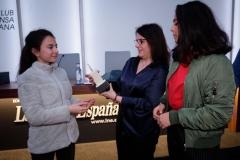 Visita al periódico de los niños del Foro de Comunicación de Vegadeo. Antes de realizar la visita habrá un pequeño acto de entrega de un reconocimiento al periódico.
