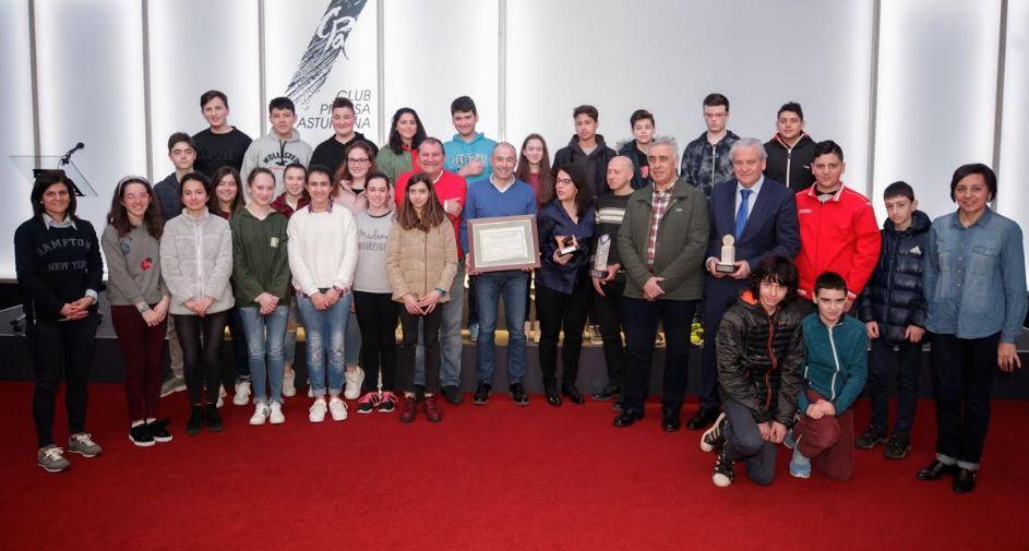El Foro Comunicación y Escuela  distingue a La Nueva España