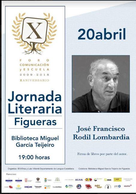 Encuentros literarios simultáneos en las bibliotecas de Vegadeo, Castropol y Figueras