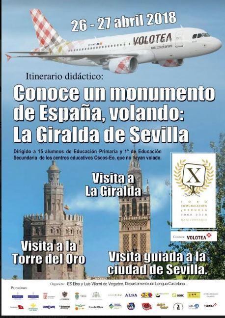 El Foro viaja  a Sevilla con Volotea