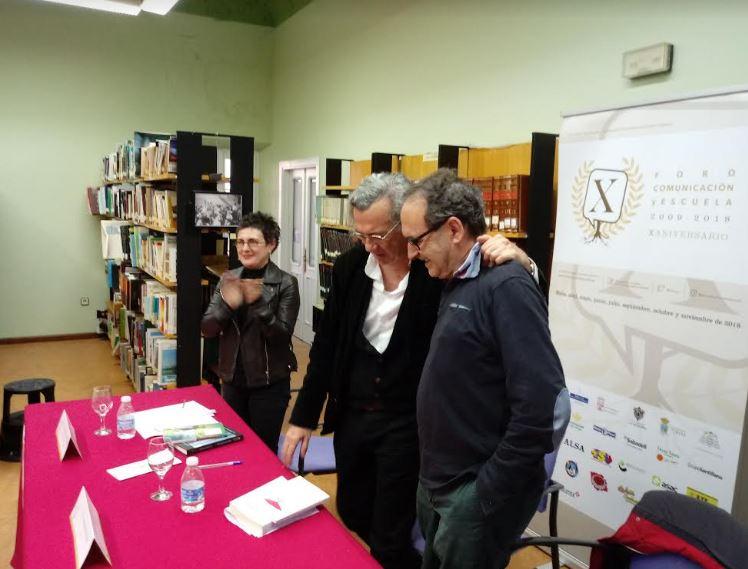 Encuentros literarios en las bibliotecas de Vegadeo y Castropol