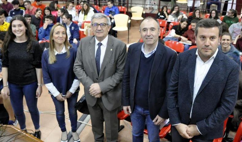 """Santiago García Granda: """"Trabajamos para la Universidad de Oviedo del Siglo XXI"""""""