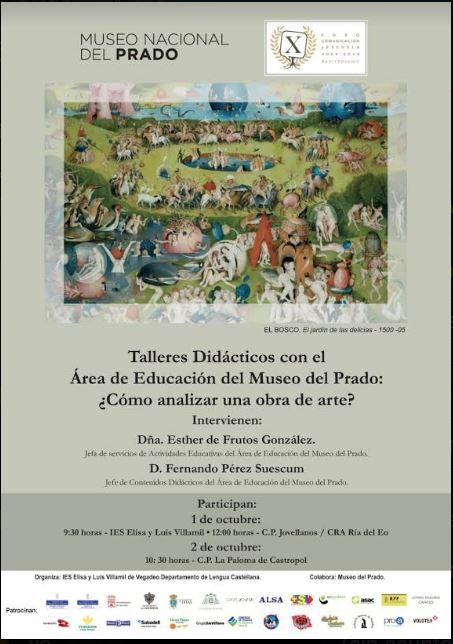 El Museo Nacional del Prado presente en el X Foro