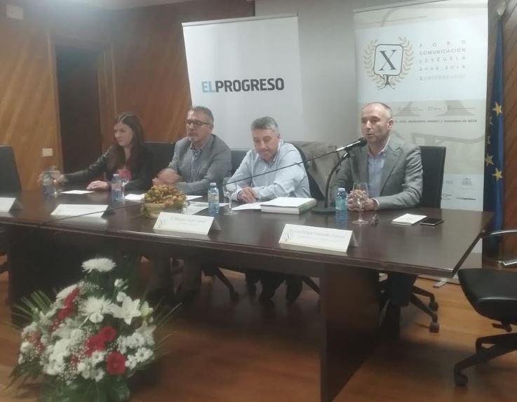 """Bautista Vivero: """"Es necesario cambiar la mentalidad si queremos que las explotaciones ganaderas tengan futuro"""""""