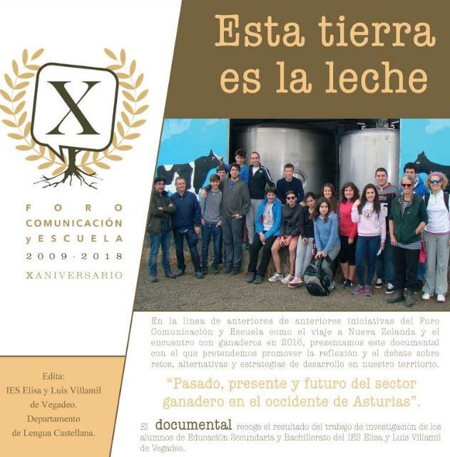 """Presentación del documental: """"Pasado, presente y futuro de la ganadería en el occidente de  Asturias"""""""