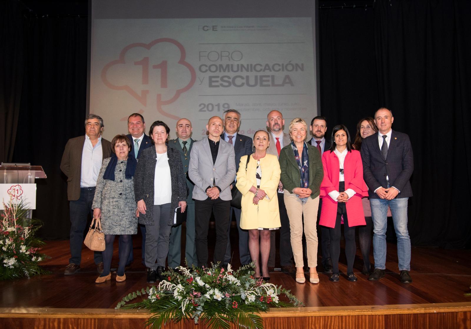 Presentado el XI Foro Comunicación y Escuela