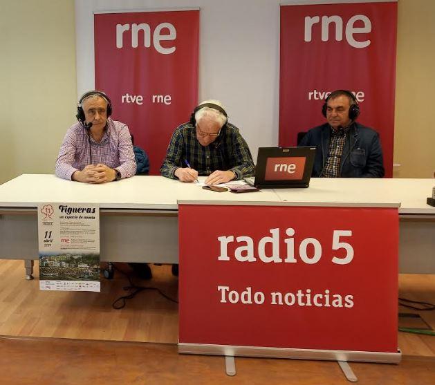 RNE desde Figueras para toda Asturias