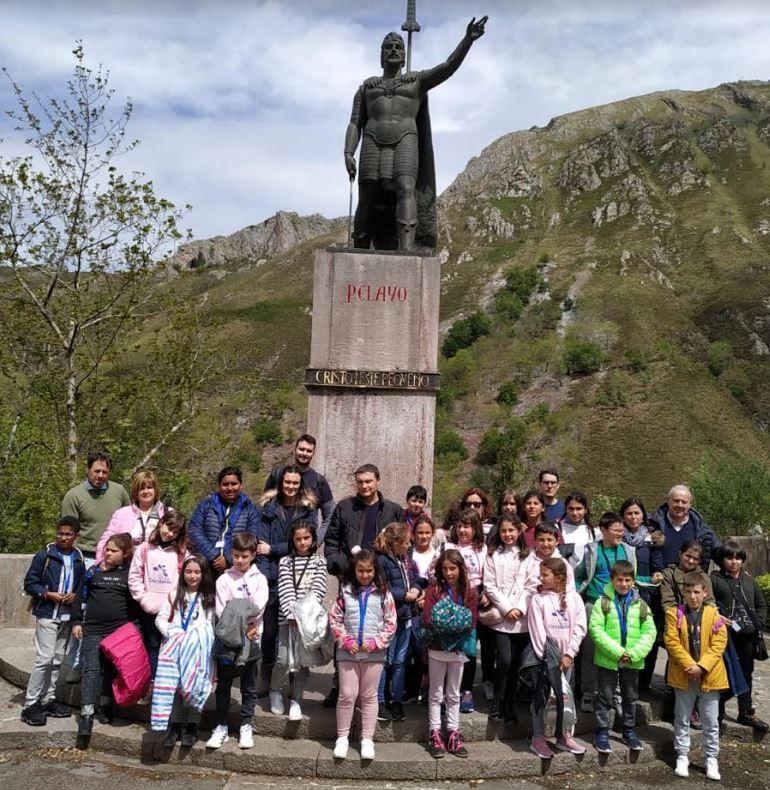 Viaje a la cuna de la Reconquista