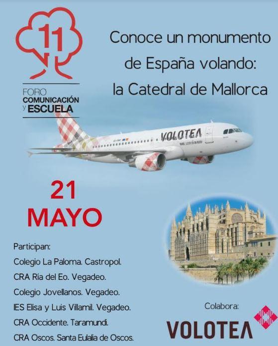 Conoce un monumento de España volando: la catedral de Palma de Mallorca
