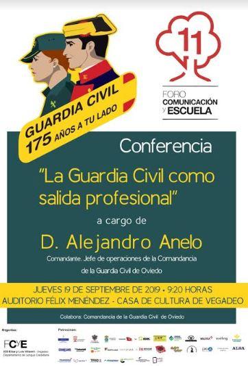 Jornada dedicada a la Guardia Civil