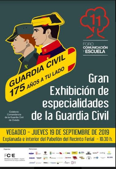 Jornada dedicada a la Guardia Civil