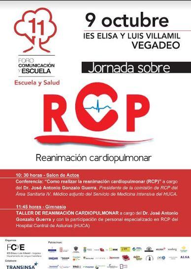 Jornada sobre reanimación cardiopulmonar